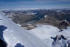 _DSC3162 (farix.) Tags: alpen alps alpy schweiz switzerland szwajcaria trekking treking grat grań piz palu bernina berninagruppe gletscher lodowiec śnieg snow schnee
