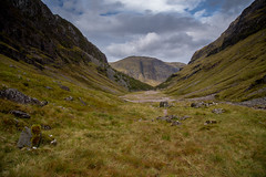 Lost valley, Glen Coe (ola_er) Tags: mountain hill valley lost glen coe landscape hillwalking scotland autumn september nikon sigma