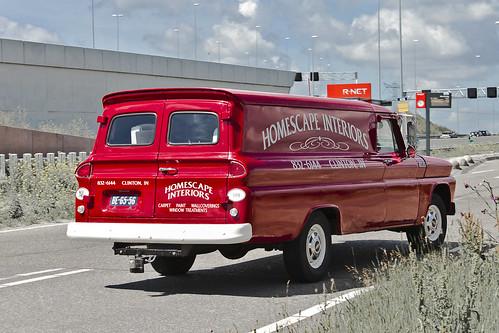 Chevrolet 30 Panel Van 1965 (2212)