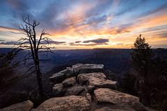 Grand Canyon Sunrise (Morten Kirk) Tags: mortenkirk morten kirk grand canyon south national park rim arizona usa 2017 roadtrip holiday sunrise