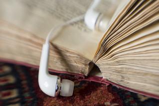 Paper Book and Audiobook - HMM!