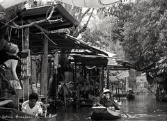 Floating market (Antonio Brandano) Tags: floatingmarket tailandia thailandia