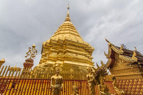 doi suthep pui chiang mai - thailande 58