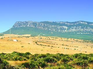 <Sierra de San Bartolomé> El Lentiscal-Bolonia (Cádiz)
