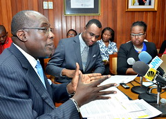 IMPROVED PASS RATES  FOR 18 OF 34  SUBJECTS  IN CSEC