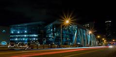 Phillips Drive Lights (4 Pete Seek) Tags: phillips phillipsdrive phillilpsarena arena stadium atlanta atlantageorgia atlantaurbanphotowalkers night nightphotography longexposure sonymirrorless a6300 1018f4 sel1018f4 sony1018f4 wideangle ultrawideangle superwideangle wa uwa swa lighttrails