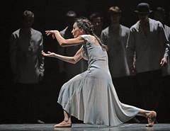 Tamara Rojo (DanceTabs) Tags: dance ballet enb englishnationalballet akramkhan sadlerswells dancing dancers balletdancers