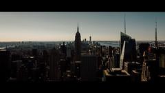 3012 (Panda1339) Tags: 28mm leicaq summiluxq nyc newyorkcity architecture usa rockfellerbuilding skyline topoftherock empirestatebuilding touristy