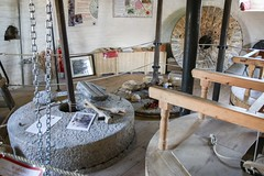Holgate Windmill stone floor, June 2017 - 2 (nican45) Tags: 04062017 1770 1770mm 1770mmf284dcmacro 2017 4june2017 canon dslr eos70d hwps holgate holgatewindmill june sigma york yorkshire mill millstone stonefloor stonesfloor windmill wood