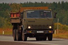 KamAZ-53212  Т 924 КА 45 (RUS) (zauralec) Tags: kurgancity therouter254irtysh автомобиль грузовик трассар254иртыш иртыш курган трасса город kamaz53212 т 924 ка 45 rus