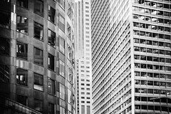 Urban / Urbain (tofason) Tags: urban sanfrancisco financialdistrict buildings blackandwhite noiretblanc édifices monochrome architecture