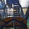 Birmingham Central Lock-up (metrogogo) Tags: birmingham centrallockup steelhouselane holdingcells inmates prison staircase
