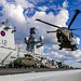 ROYAL NAVY Merlin Mk3 Helicopters. Part of the 2017 Royal Navy Photographic Competition