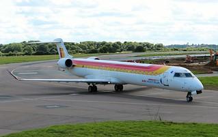 EC-JYV Bombardier CRJ-900ER Air Nostrum