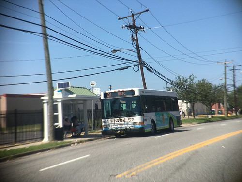 Hampton Roads Transit #1609