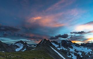 Indian Peaks Twilight