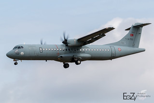 TCB-702 Turkish Navy ATR C-72 MPA