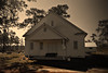 Refuge Primitive Baptist Church, 1917 (Mike McCall) Tags: copyright2017mikemccall photography photo image southern georgia usa vernacular culture south america thesouth pearson atkinson county church worship christian protestant primitive baptist refuge