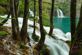 Plitvice Lakes Waterfalls2