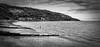 Isle of Wight Coastal Path Totland Bay (D.T.Morris) Tags: walk hiking coastal path isle wight cliff sea totland bay coast black white monochrome david morris dtmphotography walking hike