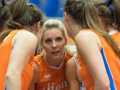 29151119 (roel.ubels) Tags: nederland oranje holland polen poland polska amsterdam sporthallen zuid volleybal volleyball oefenwedstrijd sport topsport 2017