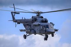 Mi-8AMTSh (RealHokum) Tags: mil mi8amtsh mi8 russianairforce airshow army2017 ef200400 kubinka helicopter hip