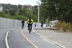 Sykkelveg Stavne 0086 (Miljøpakken) Tags: miljøpakken trondheim sykkelveg sykling sykkelrute syklister myke trafikanter