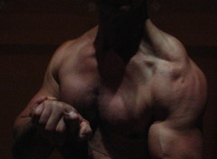 MUSCULAR (flex130) Tags: muscle muscles muscular bicep biceps bizeps bodybuilder bodybuilding flex flexinh abs traps lats fit fitneww workout bigguns delts huge big massive jacked