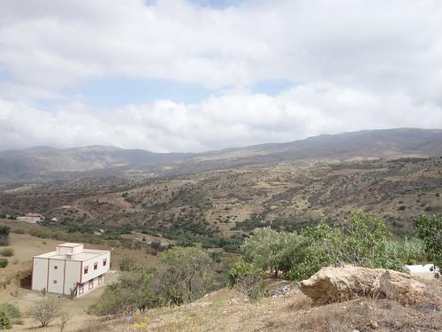 Le paysage du Rif