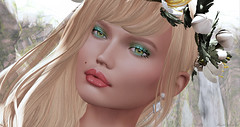Style1521 (Kayshla Aristocrat) Tags: powderpack lelutka suaveshapes bento bentoheads bentomeshheads maitreya greeneyes amarabeauty kayshlaaristocrat blogger photography lode blonde adored arise