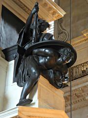 'Valour overcoming Cowardice' (Aidan McRae Thomson) Tags: london cathedral stpauls monument memorial sculpture bronze alfredstevens