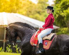 MOI_5513 (Moises Duran) Tags: nikon d750 tamron tamron70200 nikond750 portrait horse girl beauty offcamera flash offcameraflash nicaragua hipica caballo montar retrato