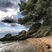Troullos beach