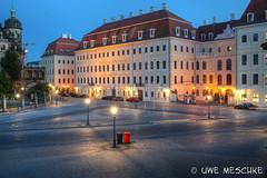 Dresden Taschenbergpalais (binax25) Tags: dresden hotel taschenbergpalais barock elbflorenz fassade abend night nacht licht hdr