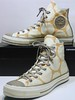 70' Space Pack - Winter White, Sheepskin White, Beige Brown Hi 150873C (hadley78) Tags: converse cons chucks collection ct chucktaylors chuck thatconverseguy taylor taylors tops top guinness worldrecord world record ripleys joshuamueller 70 70s space pack