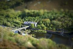 A bit of fun! (Nathan J Hammonds) Tags: tilt shift miniature wales dams elan valley pump station nikon d750 1020mm bit fun