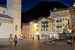 2017-07-09 at 22-04-24 (andreyshagin) Tags: trento italy architecture shagin andrey summer nikon daylight d750 trip travel town tradition low lowlight night