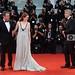 Julianne Moore, Matt Damon, George Clooney