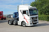 TV018089-Manchester. (day 192) Tags: manchester manchestercityfootballclub mcfc etihadstadium greatnorthwesttruckshow truckshow transportrally transportshow lorries lorry wagon truck man tgx mantgx rk66okp