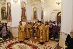 25. Праздник Святителя Николая в Кармазиновке