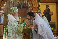 38. Божественная литургия 30.09.2017