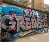 London Street Art Ladbroke Grove W11 (MrScroobs) Tags: londonstreetart streetart graffiti graf pavementart ladbrokegrove westlondon london w11 england uk