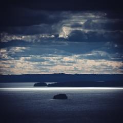 Päijänne (miemo) Tags: päijänne sysmä clouds em5mkii europe finland island lake landscape nature olympus olympus1240mmf28 omd shore sky storm summer päijännetavastia fi
