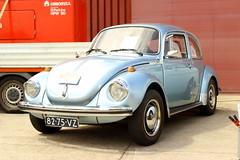 1973 Volkswagen Kever (Dirk A.) Tags: sidecode2 onk 8275vz 1973 volkswagen kever