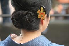 首 (Pierre♪ à ♪VanCouver) Tags: powellstreetfestival vancouver 女 femme woman mujer donna japanese canada vrouw frau mulher babae wahine nuque neck asian canadian