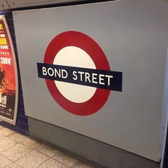 Bond Street Station (brimidooley) Tags: tfl tube station ロンドン london england uk 런던
