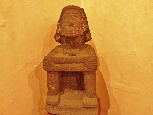 Museo de la Escultura Mexica, Eusebio Dávalos Hurtado