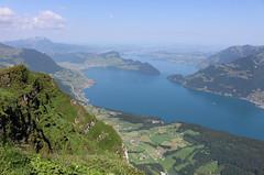 Emmetten und Luzern im Blick (uwelino) Tags: switzerland swiss schweiz suisse swisstravel swisstravelspectacular spectacularlandscape alpen alps europa europe vierwaldstättersee niderbauen 2017 wandern alm uri