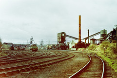 Comrie Colliery (bystuart) Tags: comriecolliery ncb rexco oakley