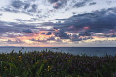 Barrika sunset (DONXRi) Tags: barrika sol sigma sky sea sunset blue azul atardecer landscape d7200 nikon nubes clouds cielo